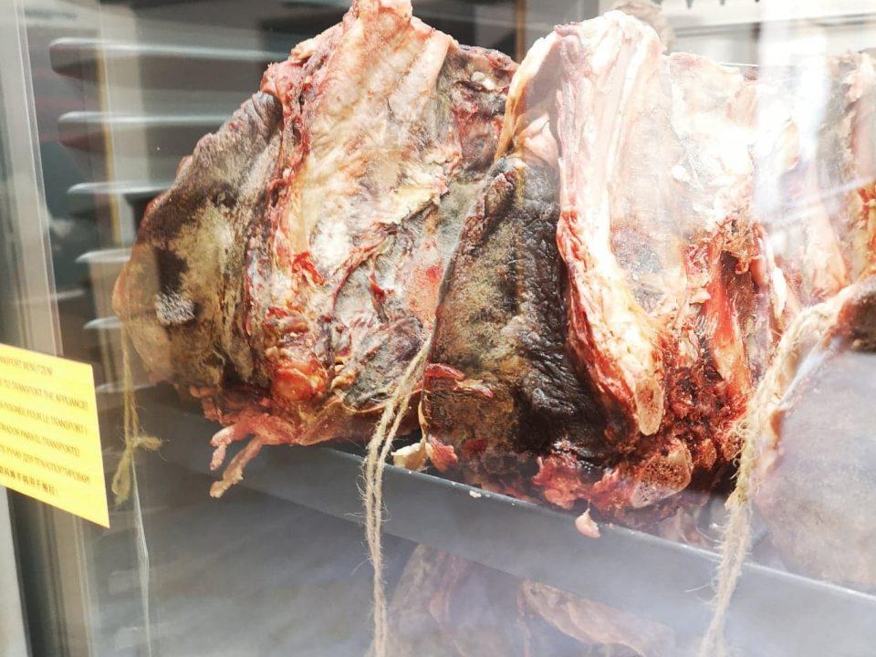 carne maturata